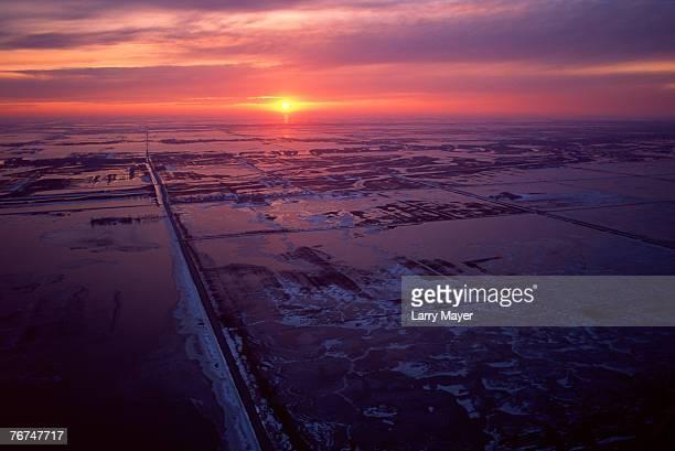 flood - fargo north dakota stock pictures, royalty-free photos & images
