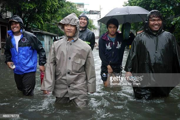 Flood, typhoon, emergency, relief, effort, help, Manila, Philippines, humanitarian, rain, wind, disaster