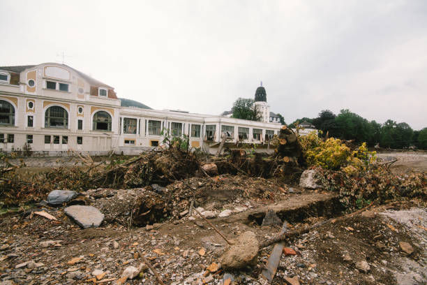 DEU: Aftermath In Bad Neuenahr-Ahrweiler