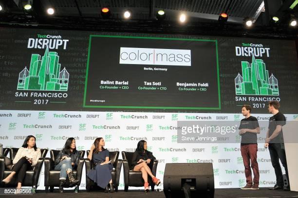 Floodgate Managing Partner Ann MiuraKo Cowboy Ventures Founder Aileen Lee Forerunner Ventures Founder Kristen Green Aspect Ventures CoFounder...