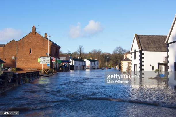 Flooding in Appleby.