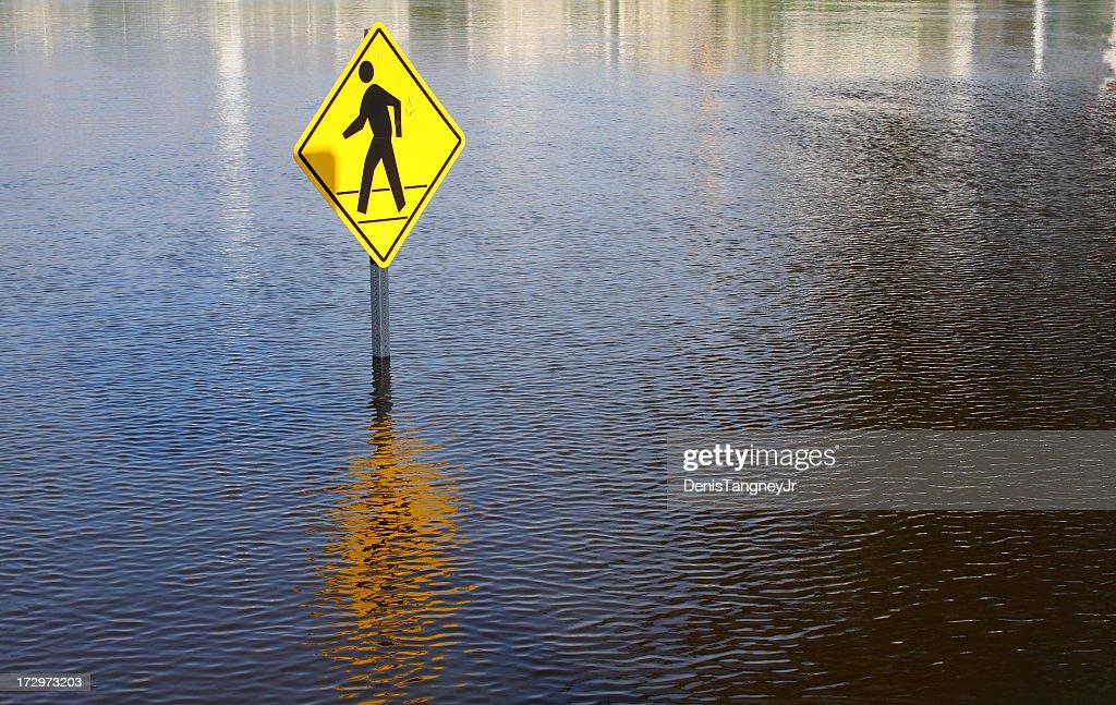Flooding : Stock Photo