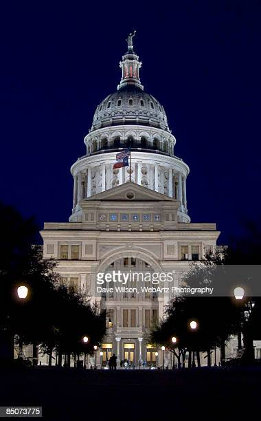 floodlit capitol - dave wilson webartz stock pictures, royalty-free photos & images