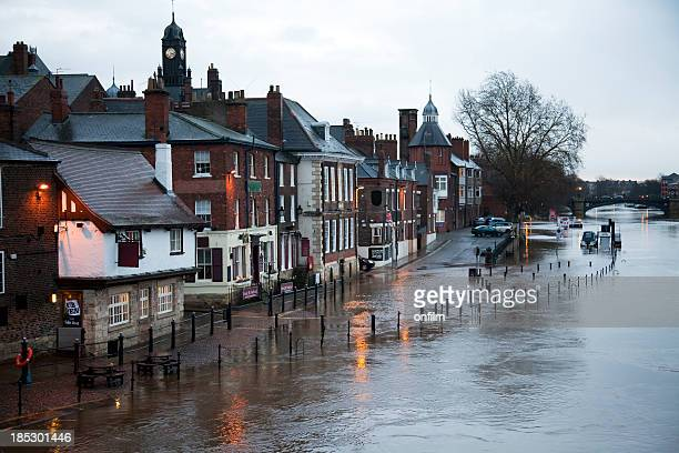 floods - york yorkshire stock pictures, royalty-free photos & images