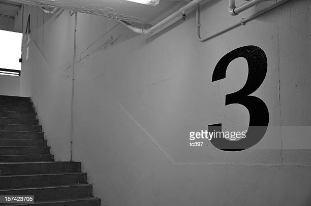 floor 3 - number 3 stock pictures, royalty-free photos & images