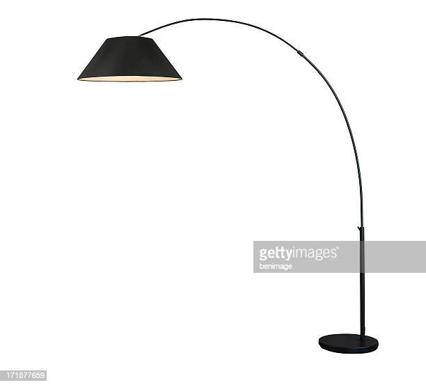 floor lamp - electric lamp stock photos and pictures