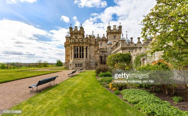 Floors Castle, an imposing country house, Kelso, Roxburghshire, Scottish Borders, Scotland, United Kingdom.