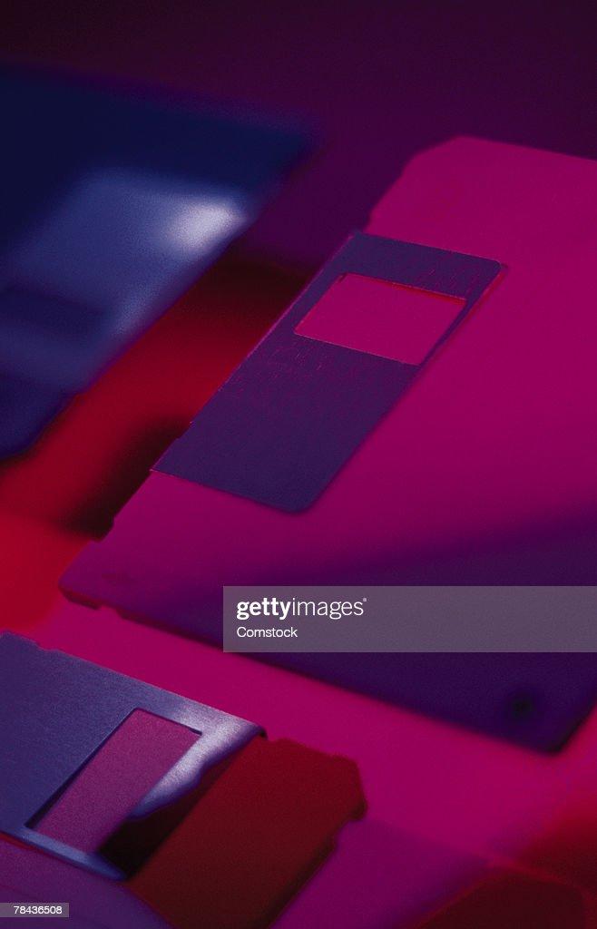 Floppy discs : Stockfoto