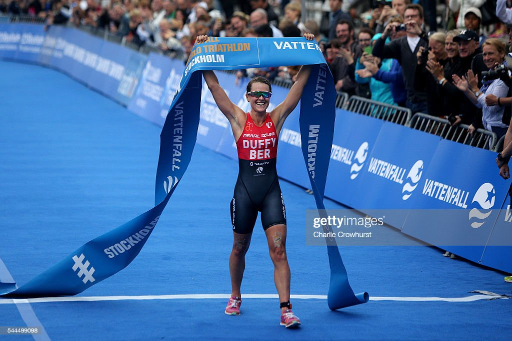 ITU World Triathlon Stockholm - Day 1