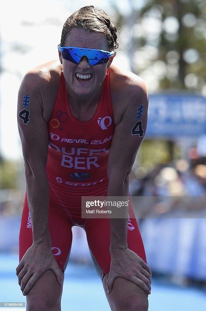 ITU World Triathlon Series - Gold Coast