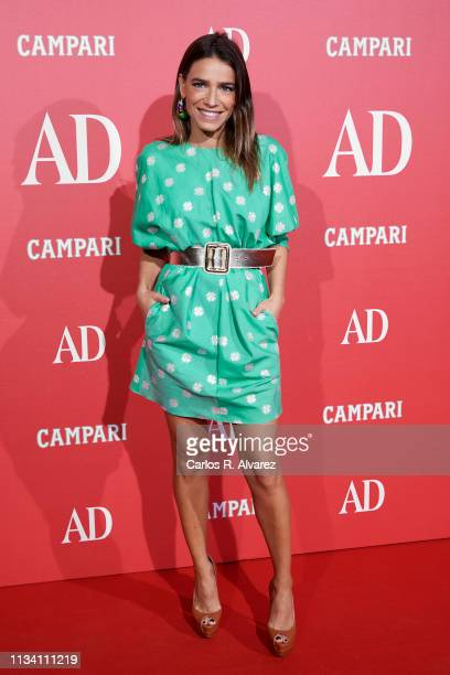 Flora Gonzalez attends the 'AD Awards' 2019 at the Royal Theater on March 06 2019 in Madrid Spain