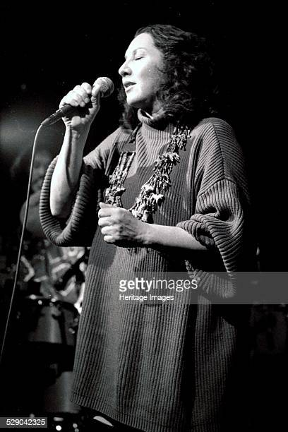 Flora Purim, Ronnie Scott's, London, 1993. Image by Brian O'Connor.