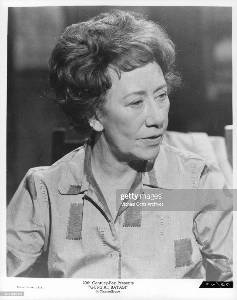 Watch Flora Robson video
