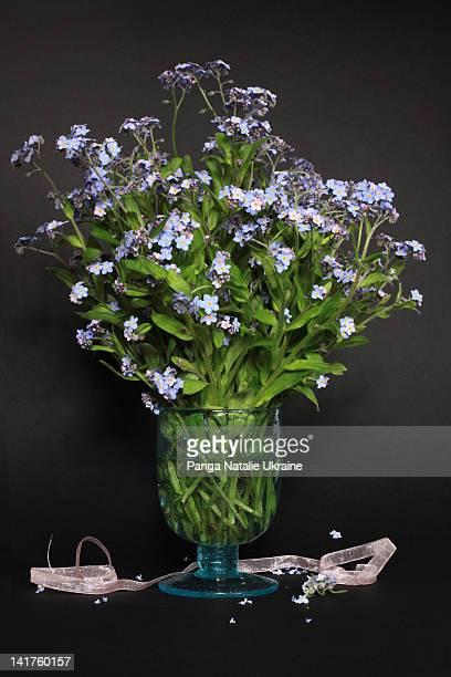 Floral in flower vase