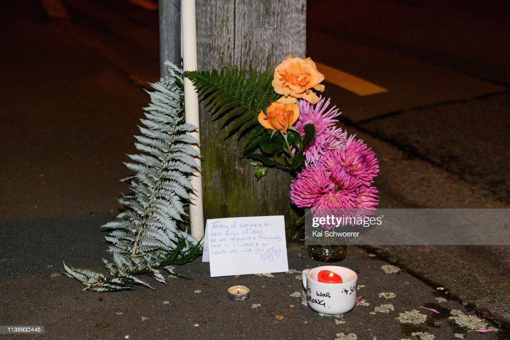 Multiple Fatalities Following Christchurch Mosque Shootings : News Photo