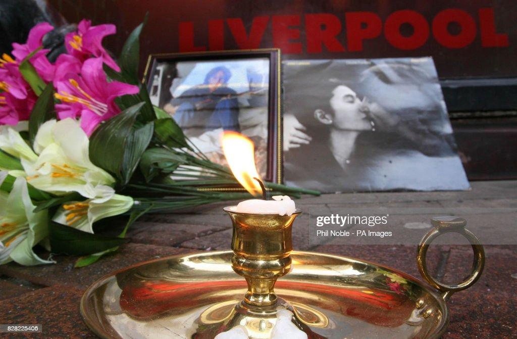 SHOWBIZ Lennon : Foto jornalística