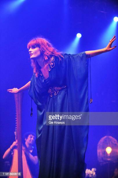 Florence and The Machine, Florence Welch, Pinkpop Festival, Landgraaf, Netherlands, 30th May 2010.