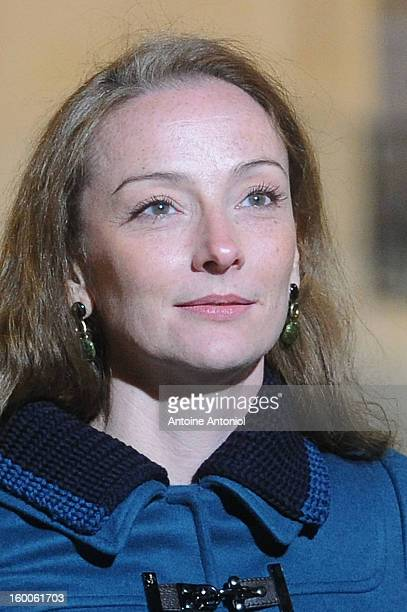 Florence Cassez leaves the Elysee Palace on January 25 2013 in Paris France A Supreme Court in Mexico voted to free Florence Cassez from France who...