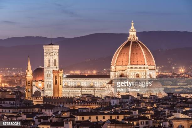 florence cathedral, italy, europe - historic district stock pictures, royalty-free photos & images
