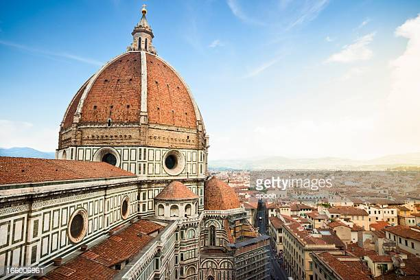 florence cathedral - cathedral stock pictures, royalty-free photos & images
