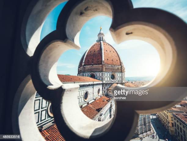 duomo di firenze - cattedrale foto e immagini stock
