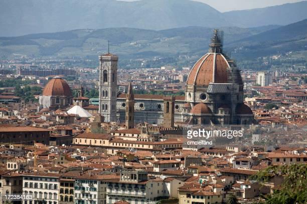 Paesaggio urbano di Firenze