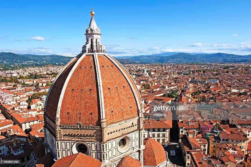 Florence cityscape : Stock Photo