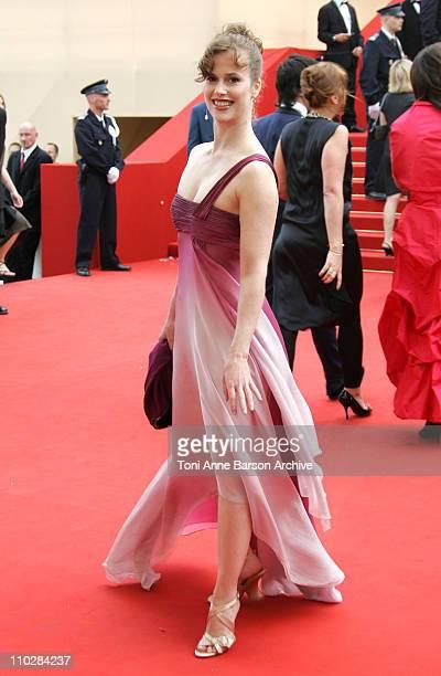 Florence Darel during 2006 Cannes Film Festival 'Selon Charlie' Premiere at Palais du Festival in Cannes France