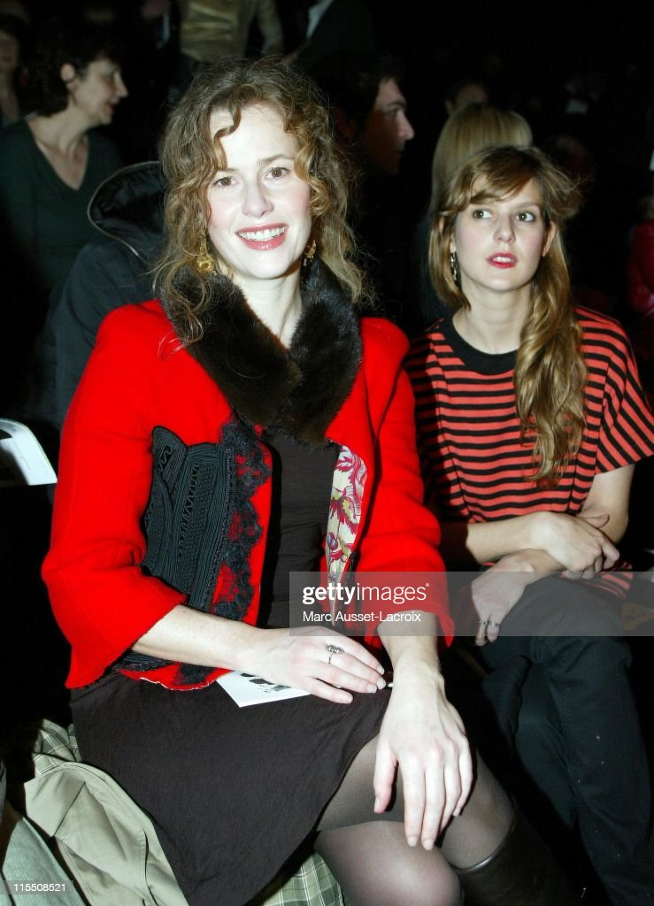 Paris Fashion Week Fall/Winter 2007 - Christian Lacroix - Front Row