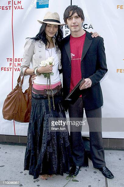 Florence Faivre and Emanuel Michael during 5th Annual Tribeca Film Festival 'The Elephant King' Premiere at AMC Loews 11th St Cinemas in New York New...