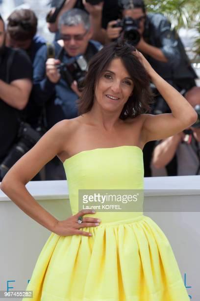 Florence Foresti lors du photocall du film 'Le Petit Prince' pendant le 68eme Festival du Film Annuel au Palais des Festivals le 22 mai 2015 Cannes...