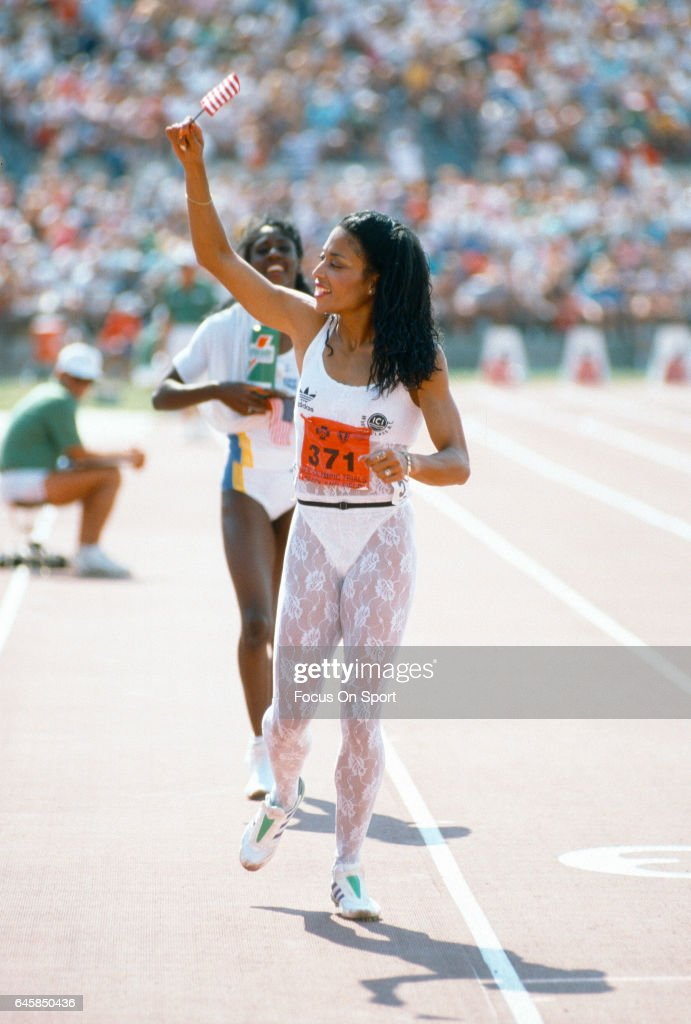 1988 Olympic Trials : News Photo