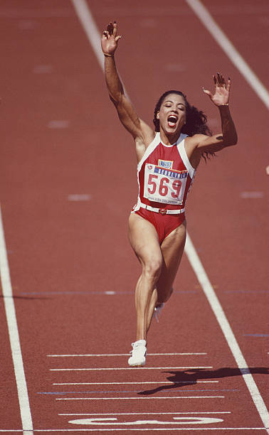 UNS: Game Changers - Florence Griffith Joyner