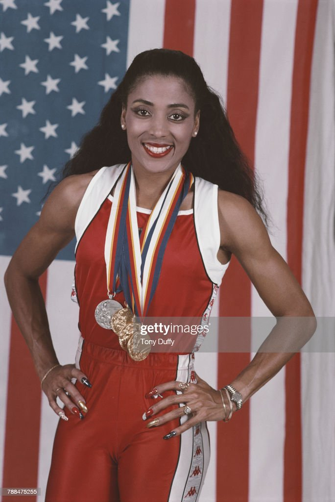 Florence Griffith Joyner Photos Pictures Of Florence