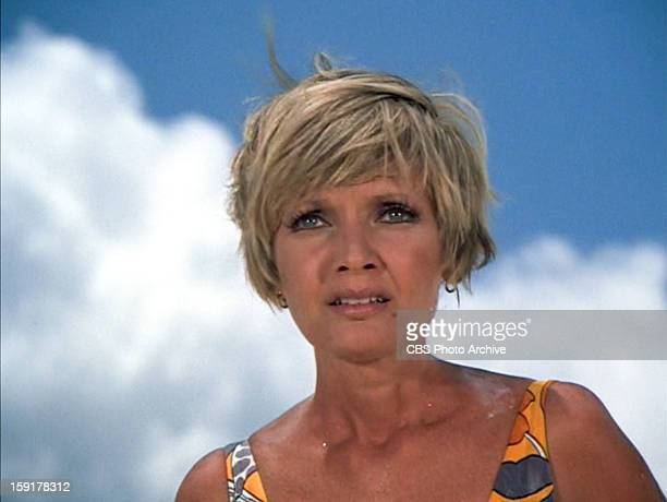 Florence Henderson as Carol Brady in THE BRADY BUNCH episode Hawaii Bound Original air date September 22 1972 Image is a screen grab