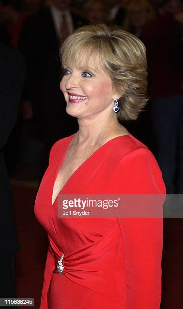 Florence Henderson during 26th Annual Kennedy Center Honors at John F Kennedy Center for the Performing Arts in Washington DC United States