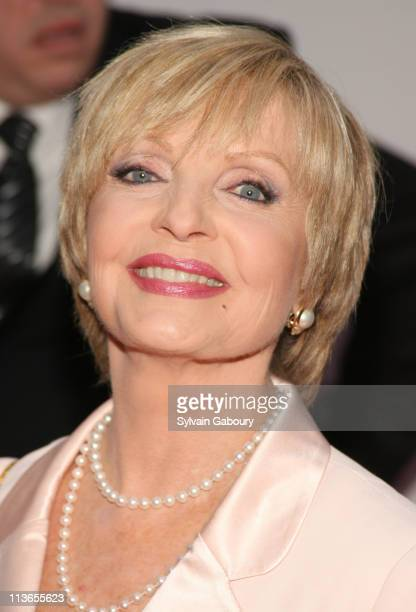 Florence Henderson during 61st Annual Tony Awards Arrivals at Radio City Music Hall in New York City New York United States