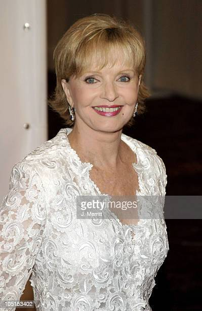 Florence Henderson during St Jude Runway for Life at Beverly Hilton in Beverly Hills California United States