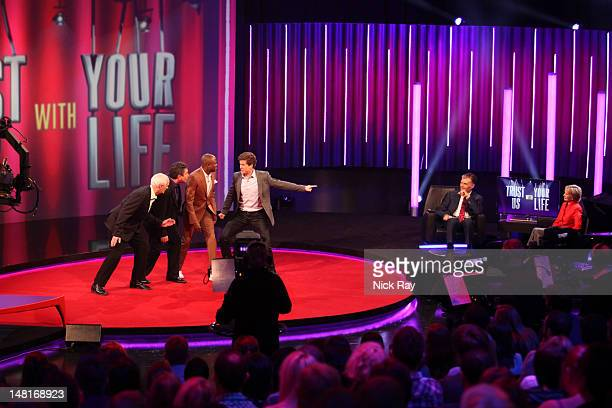 LIFE Florence Henderson From the creators of Whose Line Is It Anyway and Mock the Week Trust Us with Your Life is the new studio based improvisation...