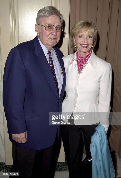 Florence Henderson Husband during A Family Celebration Second Annual Gala at Beverly Wilshire Hotel in Beverly Hills CA United States