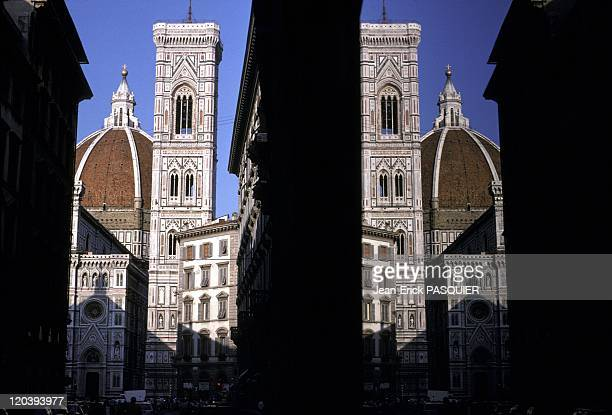 Florence Italy In 1996 Duomo