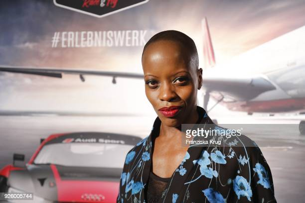 Florence Kasumba during the mydays Erlebniswerk opening on March 1 2018 in Berlin Germany
