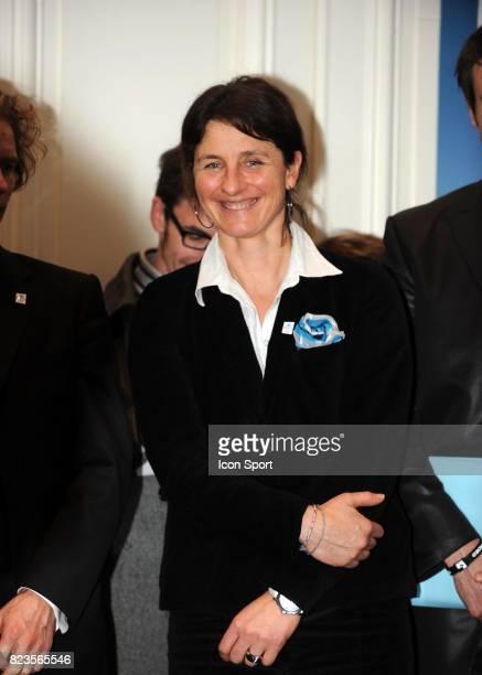Florence MASNADA - - Fondation du groupement d'interet public - Nomination de Charles Beigbeder comme president du Comite de candidature d'Annecy...