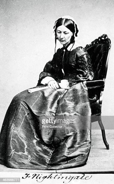 Florence Nightingale , 1854. Florence Nightingale made her reputation by her organisation of nursing service during the Crimean War. Thereafter she...
