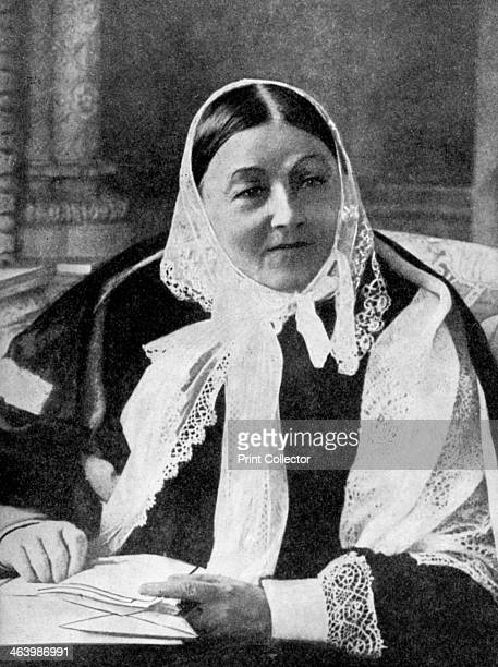 Florence Nightingale c1900s Florence Nightingale made her reputation by her organisation of nursing service during the Crimean War Thereafter she...