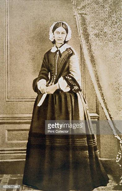 Florence Nightingale English nurse and hospital reformer c1850s Named after the place of her birth in Italy Florence Nightingale devoted her life to...