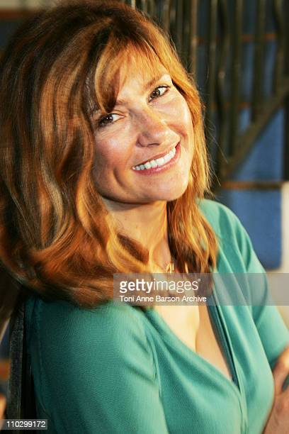 Florence Pernel during 2006 SaintTropez Fiction TV Festival Florence Pernel Photocall at Place des Lices in SaintTropez France