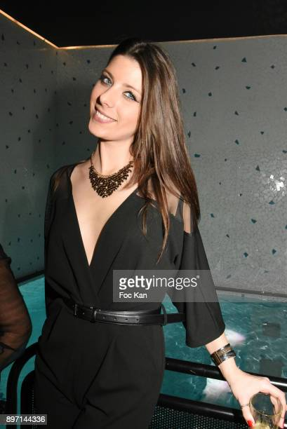 Florence Precy attends the 'Le Temps Retrouve' Party 2 At Les Bains In Paris on December 21 2017 in Paris France