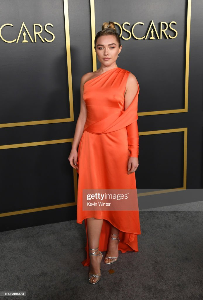 92nd Oscars Nominees Luncheon - Arrivals : News Photo