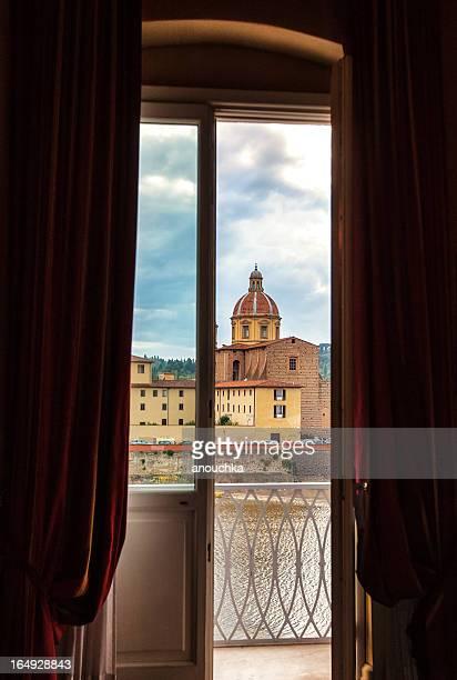 Florence Vista da camera di Hotel